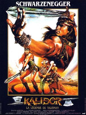Kalidor - La Légende Du Talisman (1985/de Richard Fleischer)