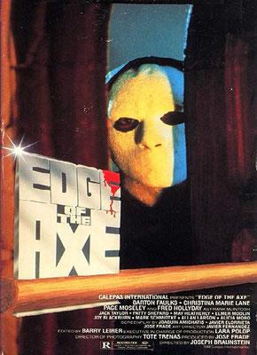 Edge Of The Axe (1988/de José Ramón Larraz)