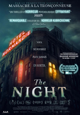 The Night (2020/de Kourosh Ahari)
