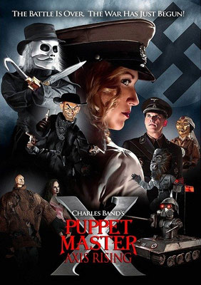 Puppet Master X - Axis Rising (2012/de Charles Band)