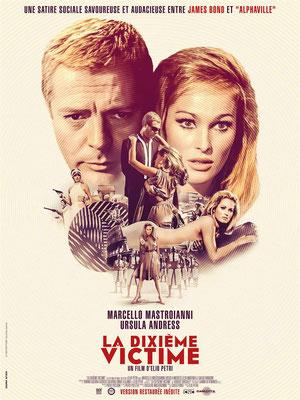 La Dixième Victime (1965/d'Elio Petri)