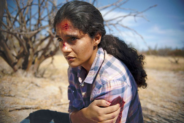 Desierto de Jonas Cuaron - 2015 / Survival - Thriller