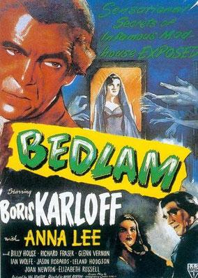 Bedlam (1946/de Mark Robson)