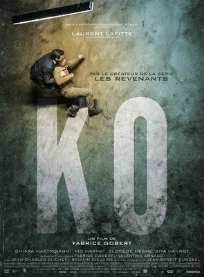 K.O. (2017/de Fabrice Gobert)