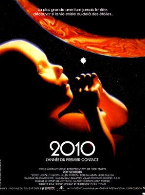 2010 - L'Année du Premier Contact (1984/de Peter Hyams)