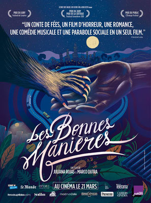 Les Bonnes Manières (2017/de Marco Dutra & Juliana Rojas)