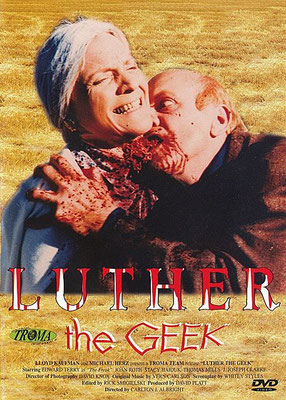 Luther The Geek (1989/de Carlton J. Albright)