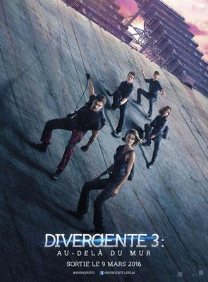 Divergente 3 - Au-Delà Du Mur (2016/de Robert Schwentke)
