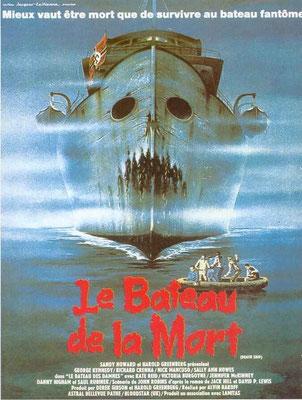 Le Bateau De La Mort (1980/de Alvin Rakoff)