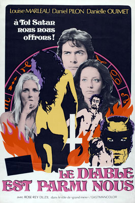 Le Diable Est Parmi Nous (1972/de Jean Beaudin)