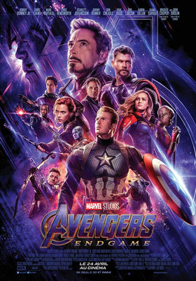 Avengers - Endgame (2019/de Anthony Russo & Joe Russo)