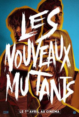 Les Nouveaux Mutants (2020/de Josh Boone)