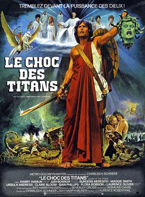 Le Choc Des Titans (1981/de Desmond Davis)