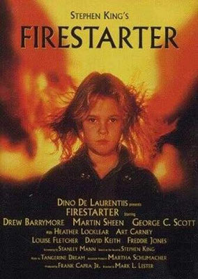 Firestarter : Charlie - Les Yeux De Feu