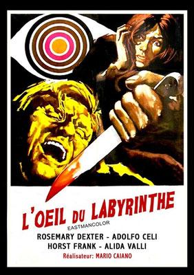 L'Oeil Du Labyrinthe (1972/de Mario Caiano)