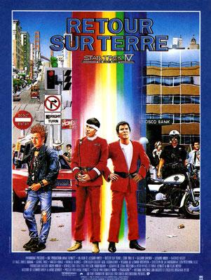 Star Trek 4 - Retour Sur Terre (1986/de Leonard Nimoy)