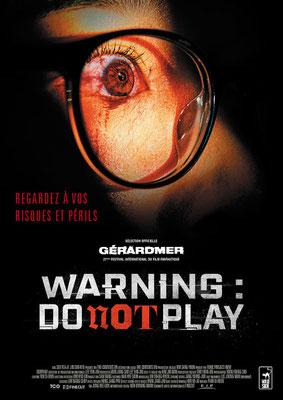 Warning : Do Not Play (2019/de Kim Jin-Won)