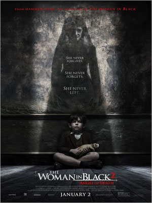 La Dame En Noir 2 - L'Ange De La Mort (2014/de Tom Harper)