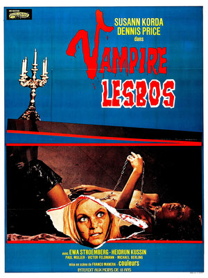 Vampire Lesbos (1971/de Jesus Franco)