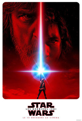 Star Wars : Episode 8 - Les Derniers Jedi (2017/de Rian Johnson)