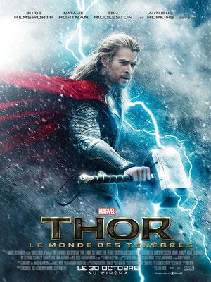 Thor - Le Le Monde Des Ténèbres (2013/de Alan Taylor)