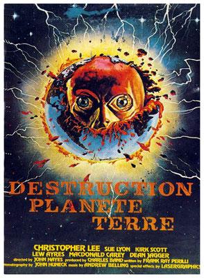 Destruction Planète Terre (1977/de John Hayes)