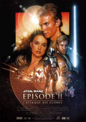 Star Wars : Episode 2 - L'Attaque Des Clones (2002/de George Lucas)