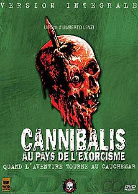 Cannibalis - Au Pays De L'Exorcisme (1972/de Umberto Lenzi)