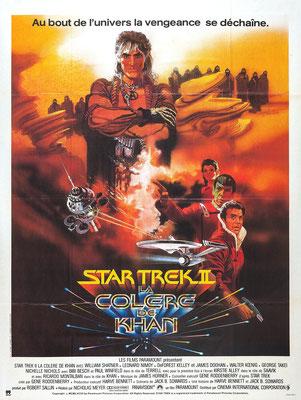 Star Trek 2 - La Colère de Kahn (1982/de Nicholas Meyer)