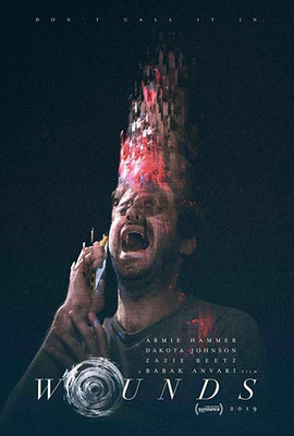Wounds (2019/de Babak Anvari)