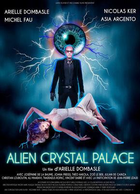 Alien Crystal Palace (2018/d'Arielle Dombasle)