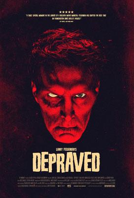 Depraved (2019/de Larry Fessenden)
