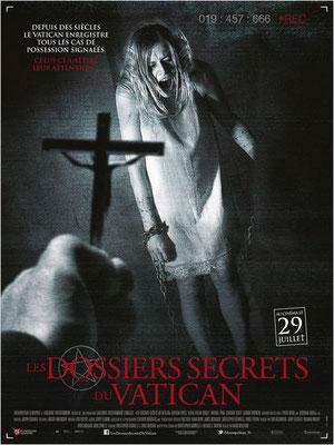 Les Dossiers Secrets Du Vatican (2015/de Mark Neveldine)