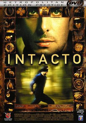 Intacto (2001/de Juan Carlos Fresnadillo)
