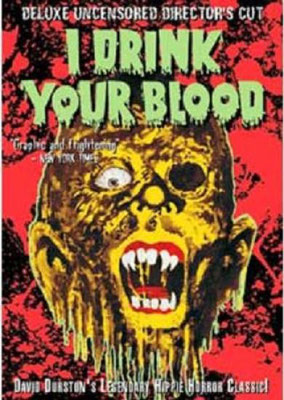 Buveurs De Sang - I Drink Your Blood (1971/de David Durston)