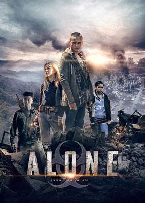Alone (2015/de Thierry Poiraud)