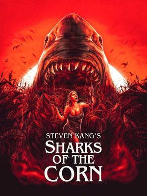 Sharks Of The Corn (2021/de Tim Ritter)
