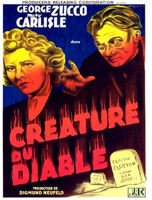 Créature Du Diable (1943/de Sam Newfield)