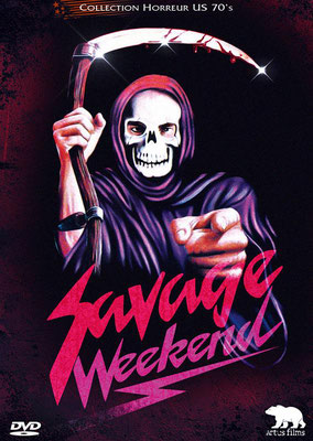 Savage Weekend (1979/de David Paulsen & John Mason Kirby)