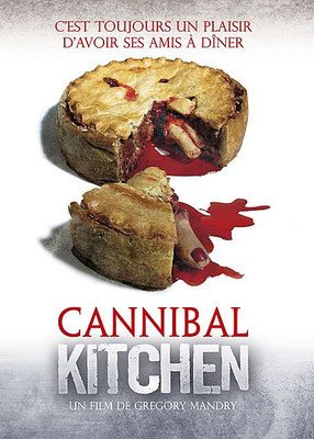 Cannibal Kitchen (2008/de Gregory Mandry)