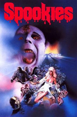 Spookies (1986/de Thomas Doran, Brendan Faulkner & Genie Joseph)
