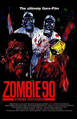 Zombie 90 - Extreme Pestilence