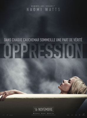 Oppression (2016/de Farren Blackburn)