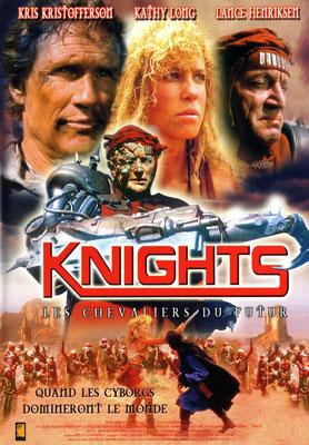 Knights - Les Chevaliers Du Futur (1993/de Albert Pyun)