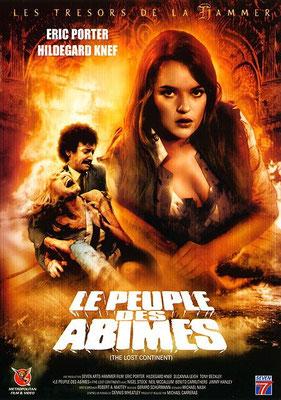 Le Peuple Des Abîmes (1968/de Michael Carreras)