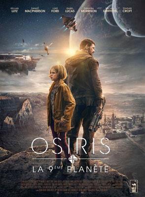 Osiris - La 9ème Planète (2016/de Shane Abbess)
