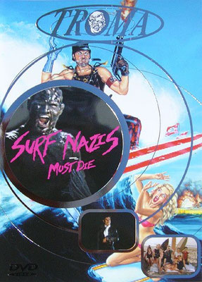 Surf Nazis Must Die (1987/de Peter George)