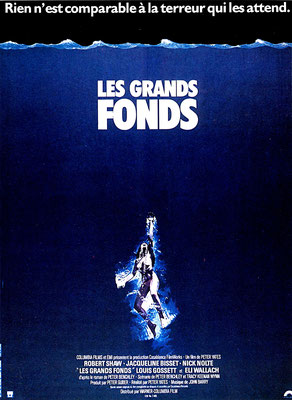 Les Grands Fonds (1977/de Peter Yates)
