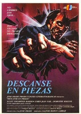 Repose En Paix (1987/de Jose Ramon Larraz)