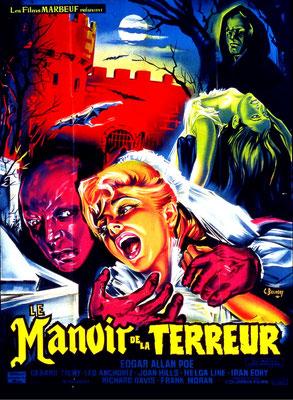 Le Manoir De La Terreur (1963/d'Alberto De Martino)